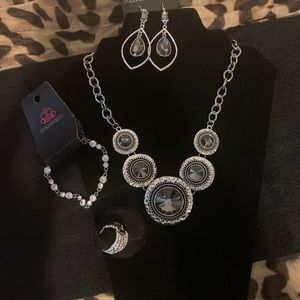 GORGEOUS GLOBAL GLAMOUR jewelry set